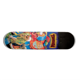 Trashow Comics Skate Board