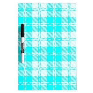 Tratan Style Pale Blue Backgrpund Dry Erase Board