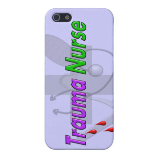 Trauma Nurse Gifts iPhone 5 Covers