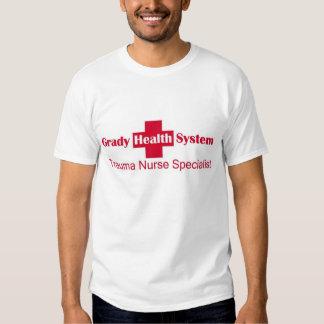 Trauma Nurse Specialist Style 2 Tee Shirt