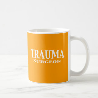 Trauma Surgeon Gifts Coffee Mug