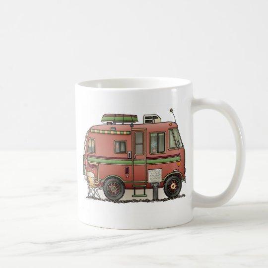 Travco Motor Home Camper RV Coffee Mug