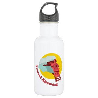 Travel Abroad 532 Ml Water Bottle