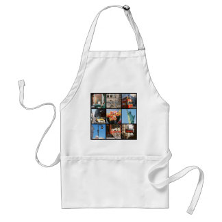 Travel abroad to NewYork Aprons