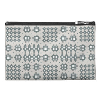 Travel Accessories Bag Welsh Tapestry Pattern Grey