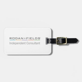 Travel & advertise luggage tag