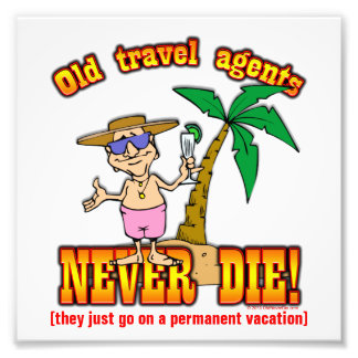 Travel Agents Photograph