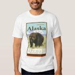 Travel Alaska Shirts