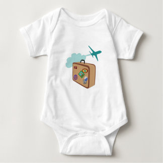 Travel Baby Bodysuit