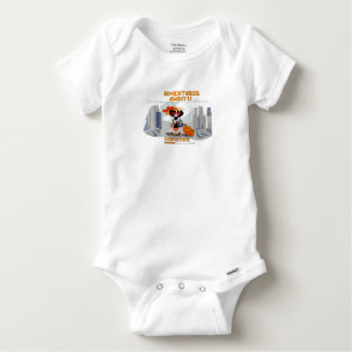travel baby onesie