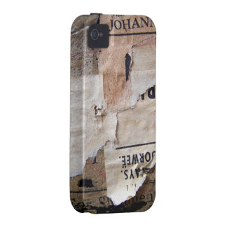 Travel baggage Stickers Tags & Labels - Grunge Tex Case-Mate iPhone 4 Covers