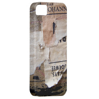 Travel baggage Stickers Tags & Labels - Grunge Tex iPhone 5 Cover