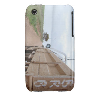 Travel BRB gravel track landscape sky ute iPhone 3 Cover