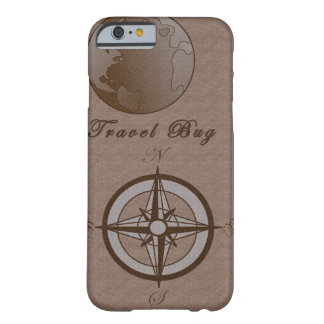 Travel Bug Phone-case Barely There iPhone 6 Case