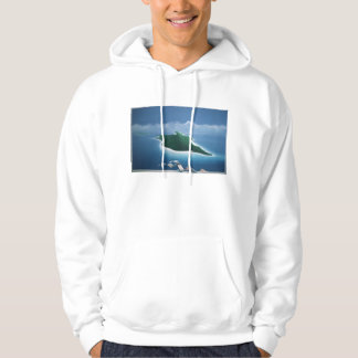 Travel Business V Hoodie