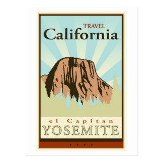 Travel California Post Cards