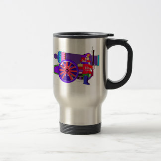 TRAVEL CANNON  STAINLESS STEEL TRAVEL MUG