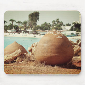 travel collection. Cyprus Mouse Mat
