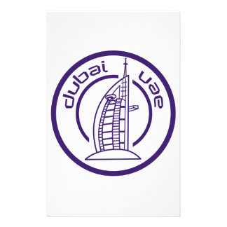 TRAVEL DUBAI UAE CUSTOMISED STATIONERY