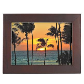 Travel/family photo wooden keepsake box