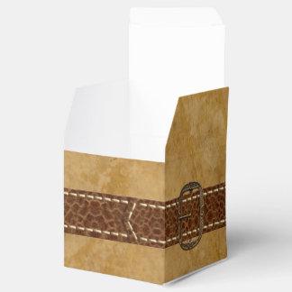 Travel Favor Box
