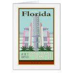 Travel Florida Greeting Card