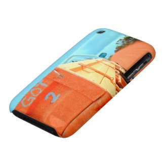 Travel got 2 travel blue rustic sky road ute iPhone 3 covers