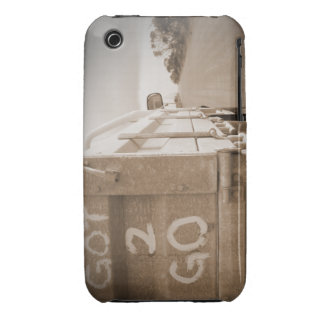Travel got to go landscape dirt road sky Case-Mate iPhone 3 cases