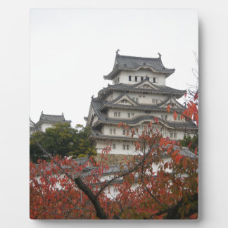 Travel Himeji Castle Display Plaque