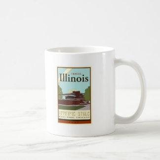 Travel Illinois Coffee Mug