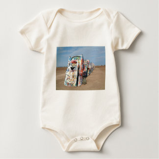 Travel Images Baby Bodysuit