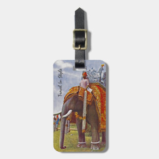 Travel In Style Luggage Tag