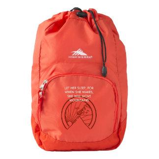 Travel Inspired backpack