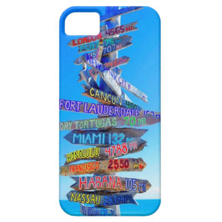 Travel is Everything Barely There iPhone 5 Case