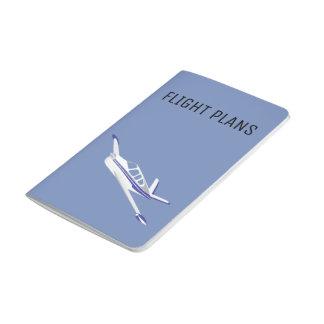 Travel Journal, Flight Plans Journal