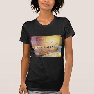 Travel Light Warm Tones T Shirts