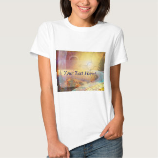 Travel Light Warm Tones Tshirt