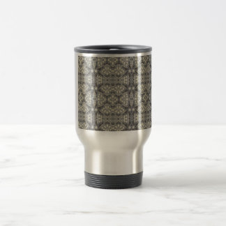 Travel magnetic cup