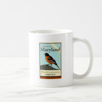 Travel Maryland Coffee Mug