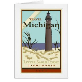 Travel Michigan Card