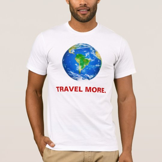 TRAVEL MORE / Couchsurfing T-Shirt