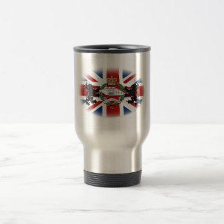 Travel mug, 4RTR Stainless Steel Travel Mug