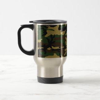 travel mug - camouflage