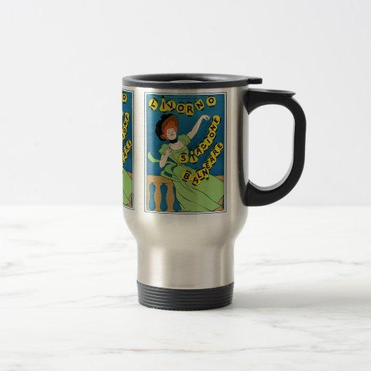 Travel Mug: Cappiello - Novita per Signora Travel Mug