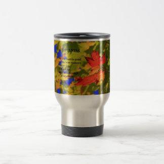 Travel mug...Faithfulness Travel Mug