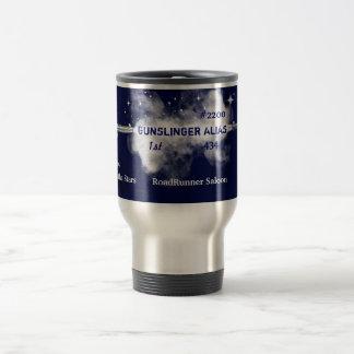 Travel Mug for Shooting Event
