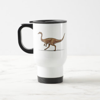 Travel Mug Gallimimus Dinosaur
