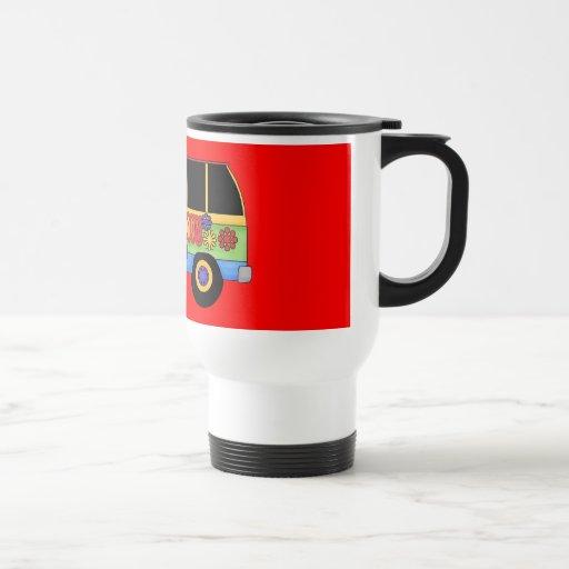 Travel Mug - Groovy Tuesday