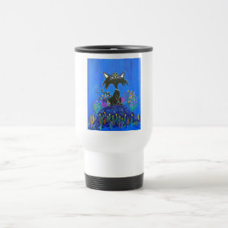 Travel Mug - -Kool Kitty