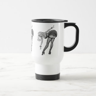 Travel Mug Pin up Girls Cups Vintage 19 Coffee Mug